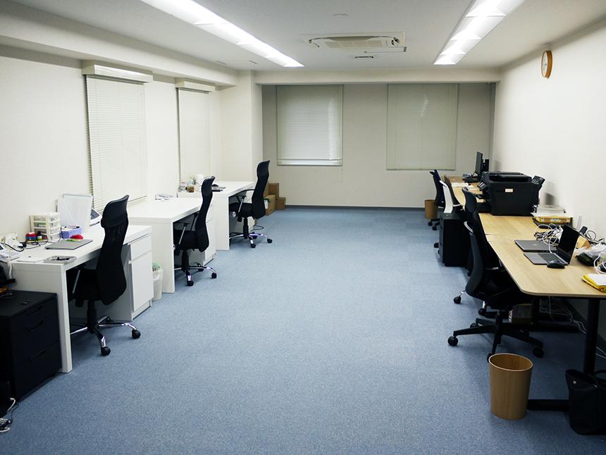 横浜オフィス(ハードウェア開発/リバースエンジニアリング)